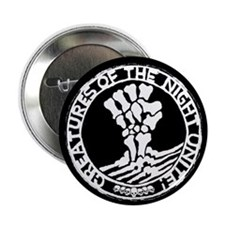 "Creatures of the Night! 2.25"" Button"