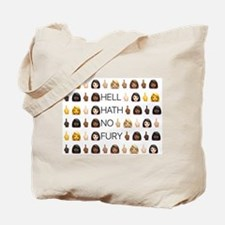 Funny Womens Tote Bag