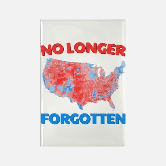 No Longer Forgotten Rectangle Magnet