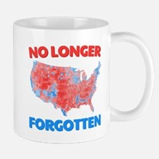 No Longer Forgotten Mug