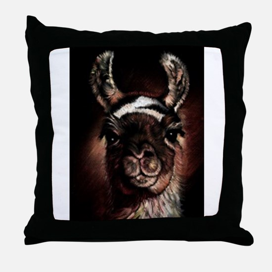 Unique Cusco Throw Pillow
