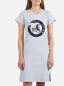 Trump 45th President Women's Nightshirt