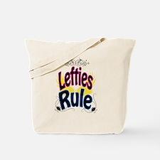 Unique Left handed Tote Bag