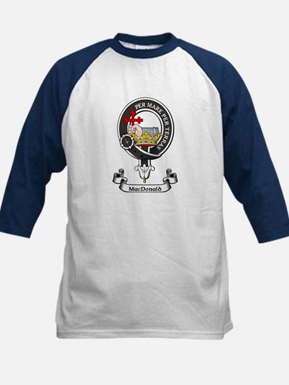 Badge - MacDonald Kids Baseball Jersey