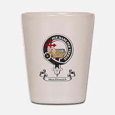 Badge - MacDonald Shot Glass