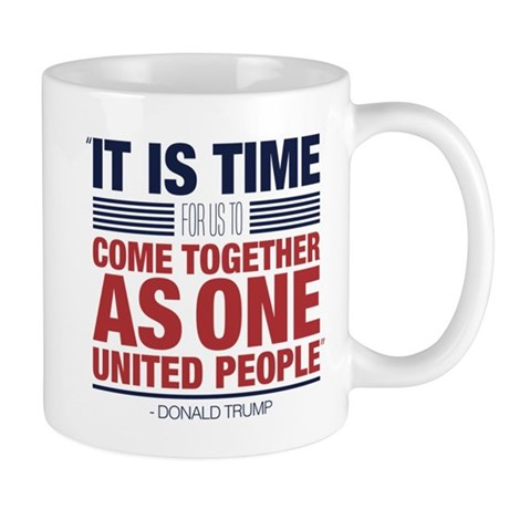Trump United People Mug