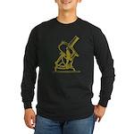 Telescope Long Sleeve Dark T-Shirt