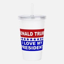 Conservative Acrylic Double-wall Tumbler
