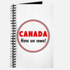 Canada, here we come Journal