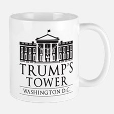 Trump's Tower Mug