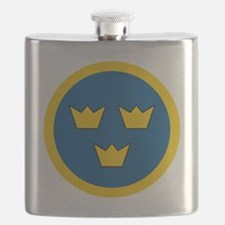 Funny Crown Flask