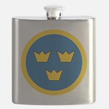 Unique Sweden Flask