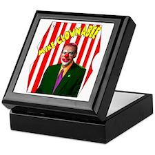 Mike Huckabee (Clownabee) Keepsake Box