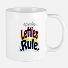 Lefties Rule Mugs