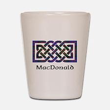 Knot - MacDonald Shot Glass
