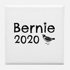 Bernie! Tile Coaster
