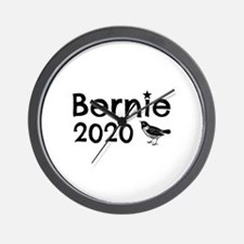 Bernie! Wall Clock
