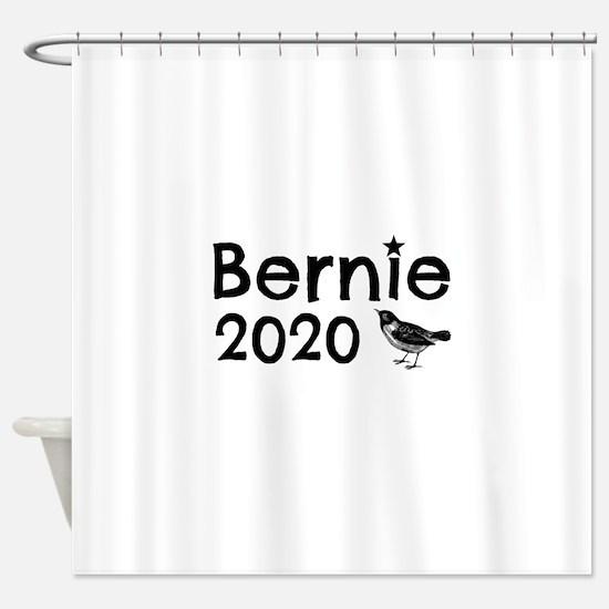 Bernie! Shower Curtain