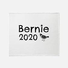 Bernie! Throw Blanket