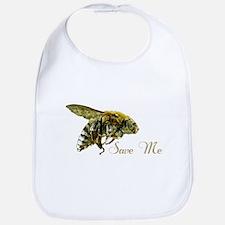 Save Me Bee Bib