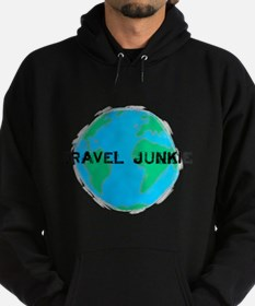 Travel Junkie Sweatshirt