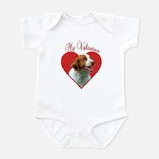 Brittany Valentine Infant Bodysuit