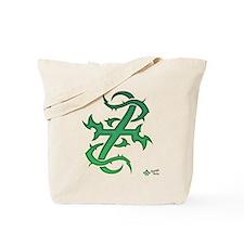 Tribal X Tote Bag