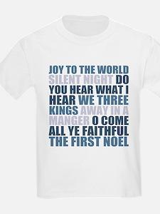 Christmas Songs T-Shirt