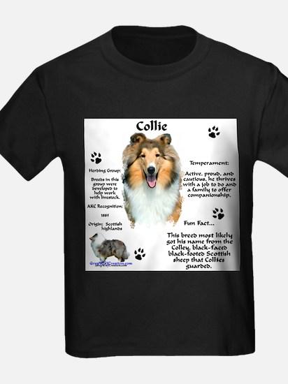 Collie 1 Ash Grey T-Shirt