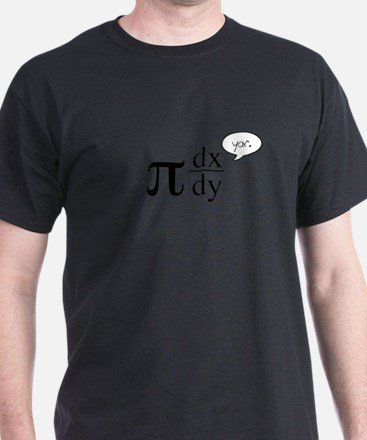 Pi Rate T-Shirt