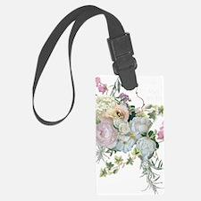 Cute English garden Luggage Tag