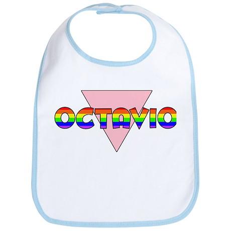 Octavio Gay Pride (#002) Bib