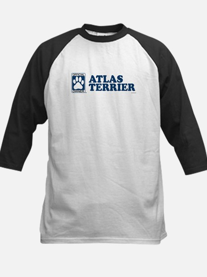 ATLAS TERRIER Kids Baseball Jersey