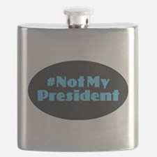 Not My President - #NotMyPresident Flask