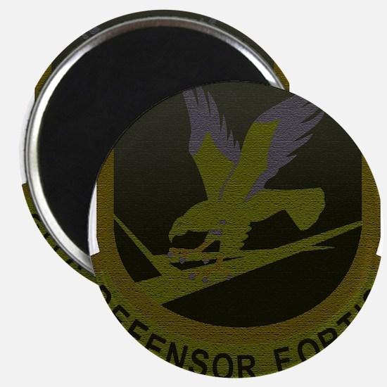 Subdued Defensor Fortis Magnet