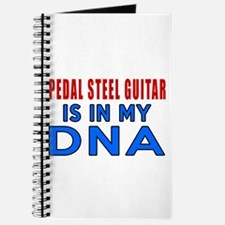 Pedal Steel Guitar Is In My DNA Journal