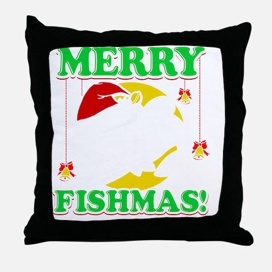 Cute Christmas theme Throw Pillow