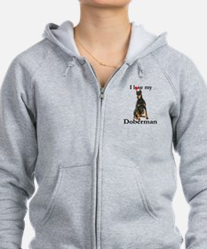Love my Doberman Sweatshirt