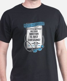 Unique Medical technologist T-Shirt