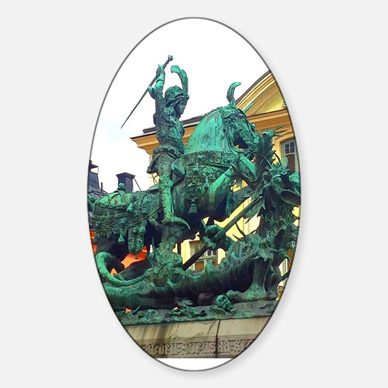 History's Warrior Bumper Stickers