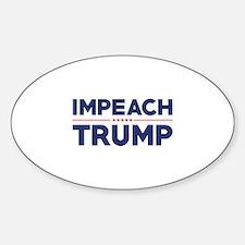 Impeach Trump Decal