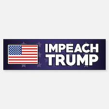 Impeach Trump Bumper Bumper Bumper Sticker
