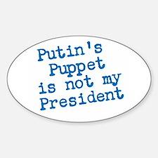 Putins Puppet Decal
