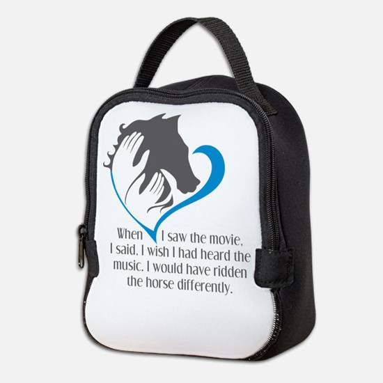 when i saw the movie , i said, Neoprene Lunch Bag