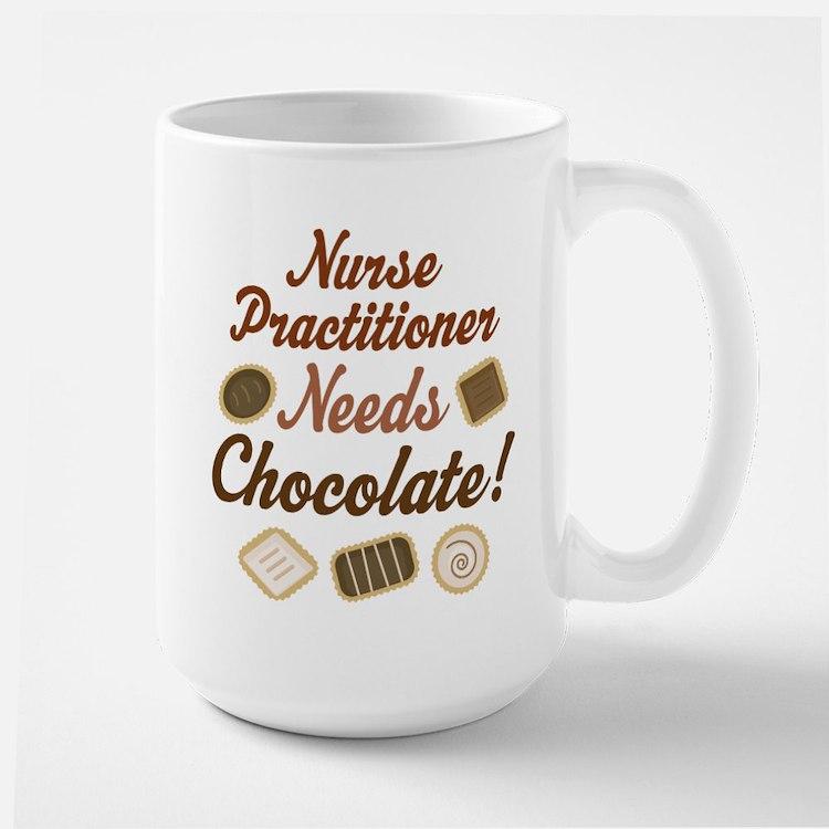 Nurse Practitioner Gift Funny Mugs