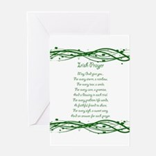 irishprayer.png Greeting Cards
