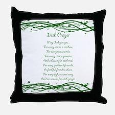 irishprayer.png Throw Pillow