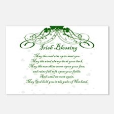 irishblessing.png Postcards (Package of 8)