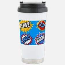 Unique Graphic novel Travel Mug