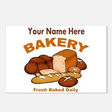 Fresh Baked Bread Postcards (Package of 8)